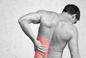 Tight hip flexors puts you at risk of back pain