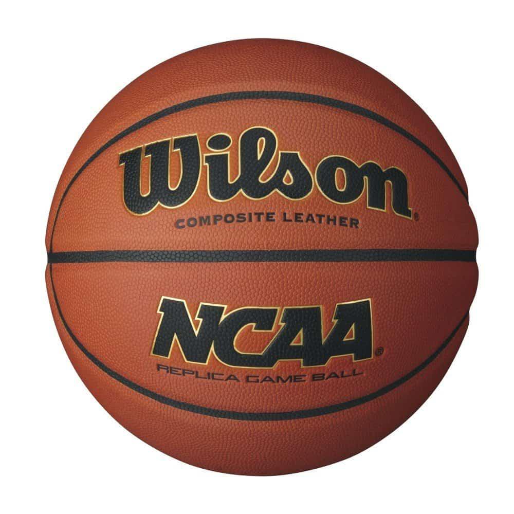 Wilson Replica NCAA Game Basketball