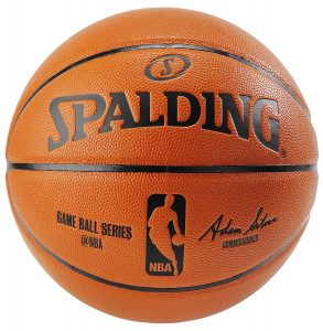 Spalding NBA Replica Game Ball