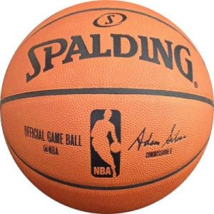spalding official game ball