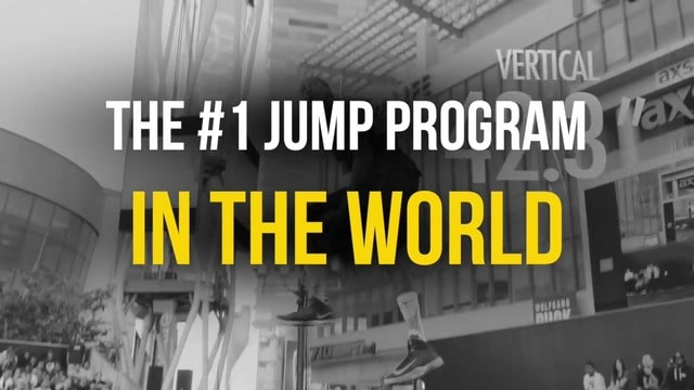 The number one jump program in the world