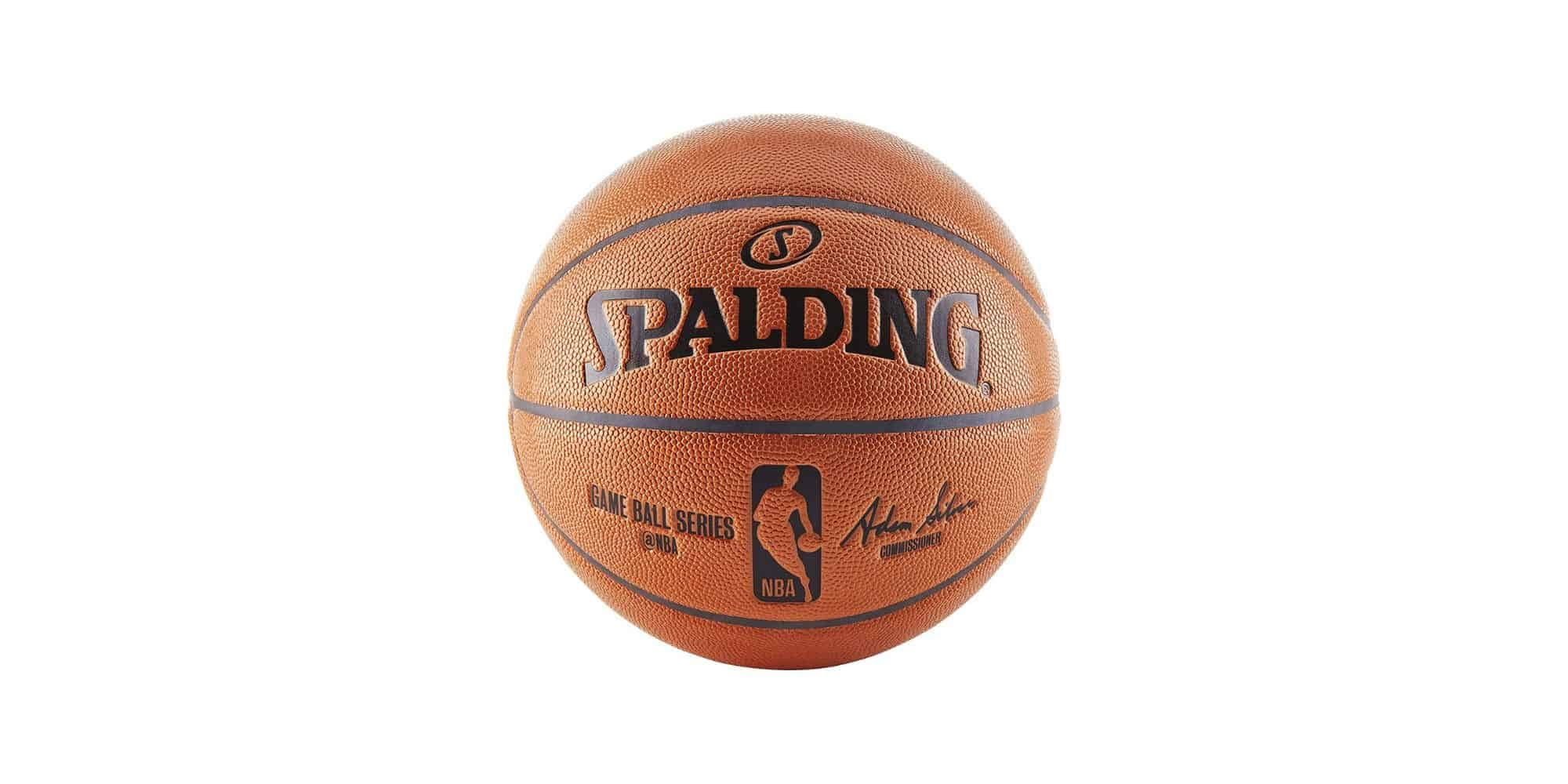 featured image for spalding nba replica basketball review