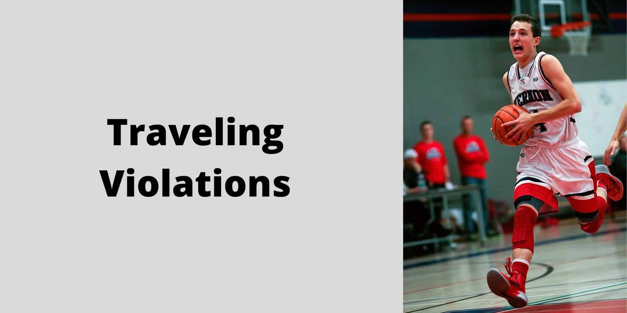 The traveling violation explained cover image
