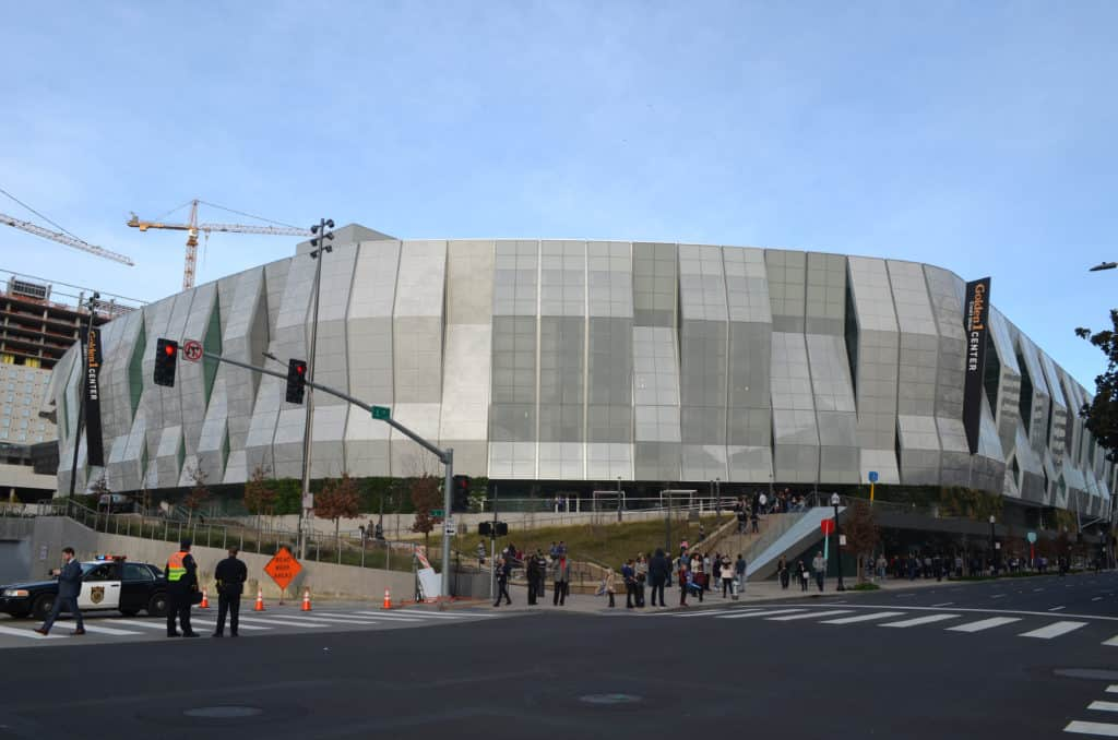 Golden 1 Center Arena