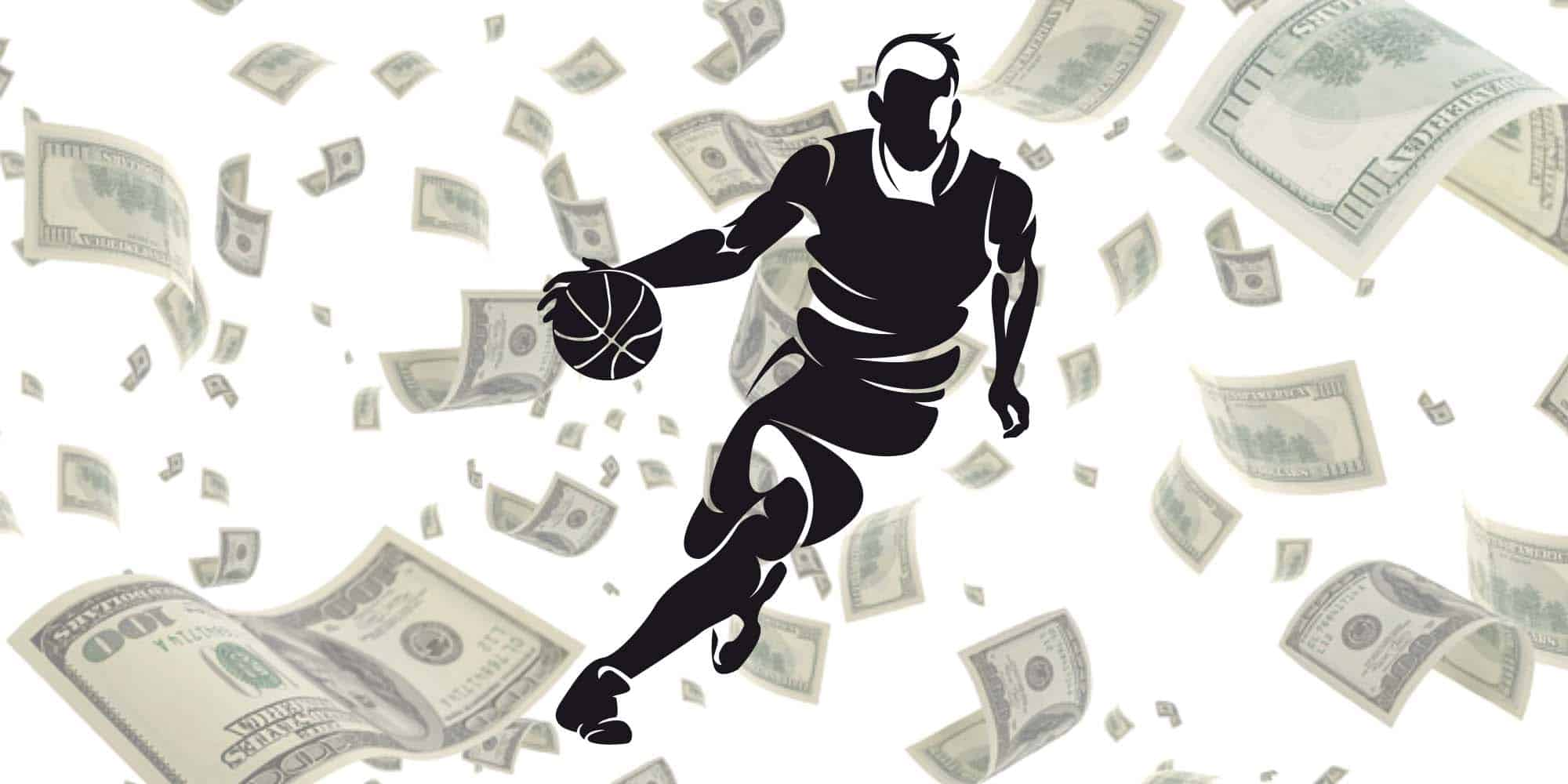 nba player with money